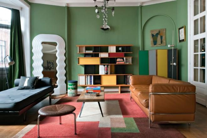 30 idee per il colore alle pareti del soggiorno  LivingCorriere
