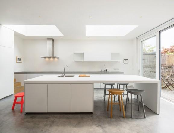 Cucine bianche  Foto  Foto 1 LivingCorriere
