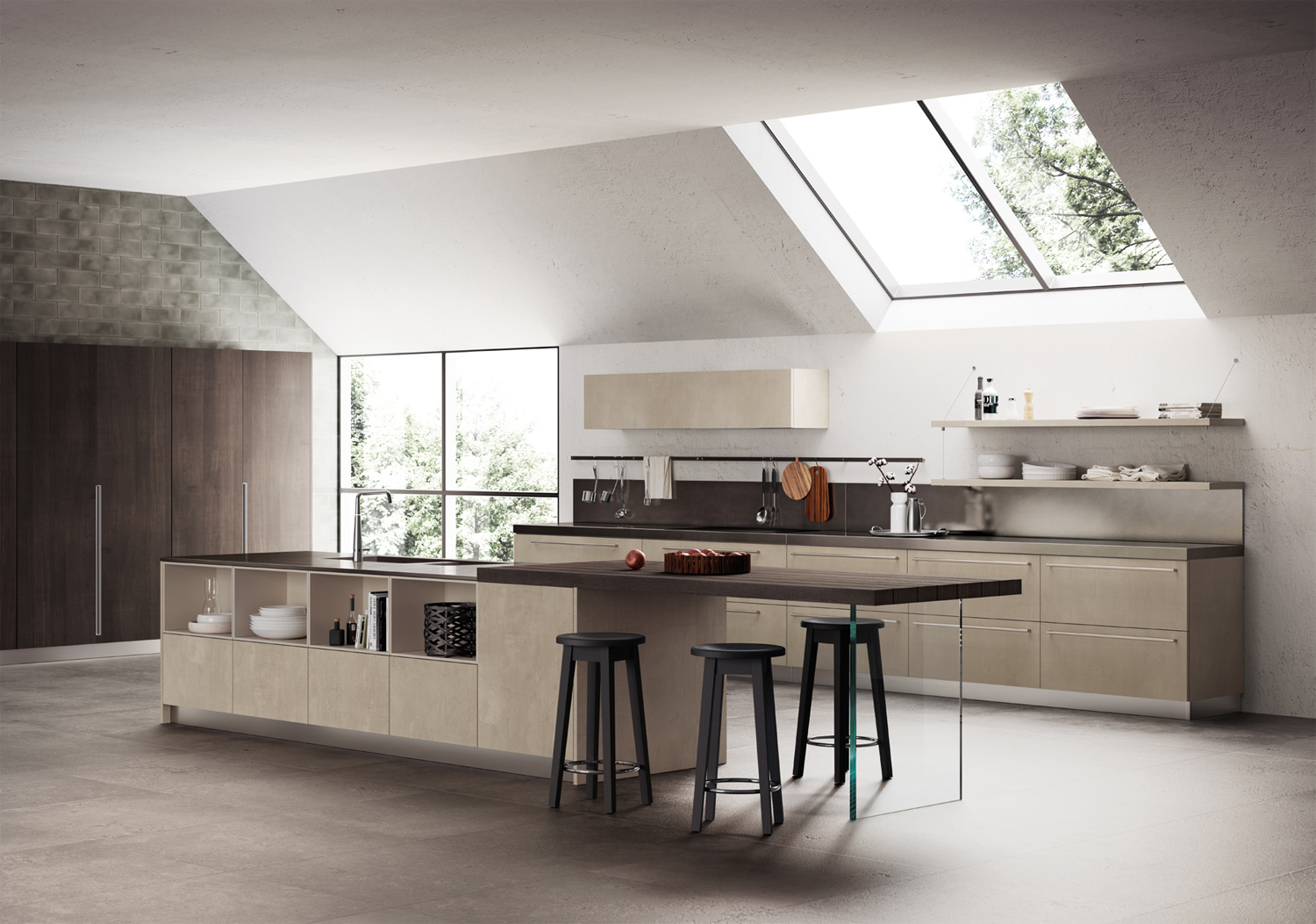 Scavolini Material Selection