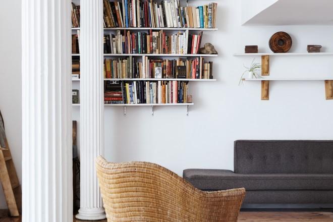 Arredare con i libri 24 idee da copiare  LivingCorriere