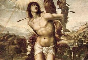 Resultado de imagen de san sebastian santo