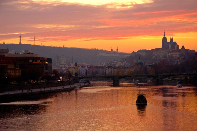 A Praga tutta autunno e foliage  Dove Viaggi
