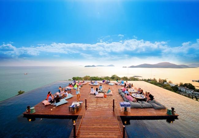 Aperitivo con vista i rooftop bar pi belli del mondo