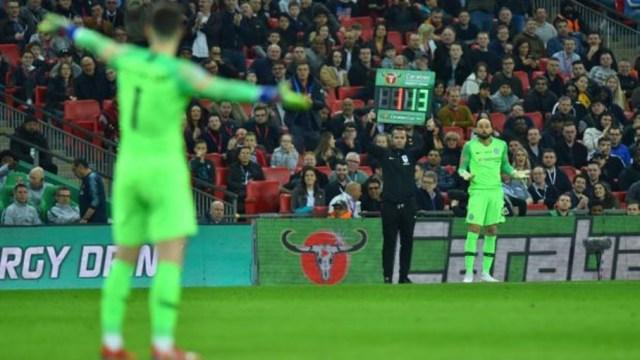 Chelsea: ¿Qué le dijo Kepa a Caballero tras los penaltis?