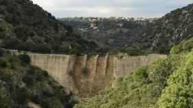 La presa de El Gasco, camino de ser BIC