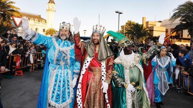 Así será la Cabalgata de los Reyes Magos de 2019 en Valencia