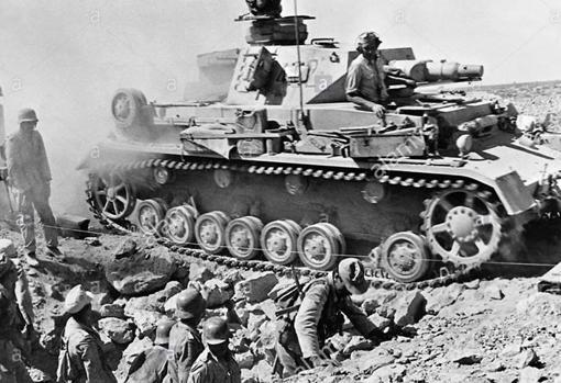 El Afrika Korps de Rommel