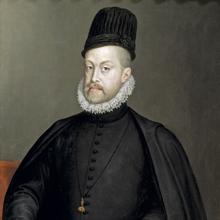 Felipe II por Sofonisba Anguissola, 1565