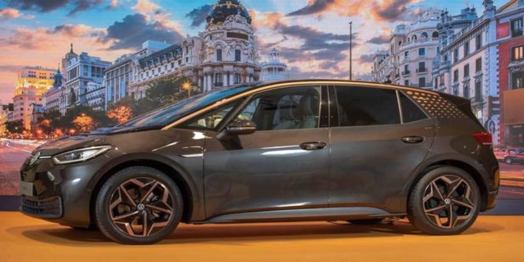 Volkswagen Id3 Hinta