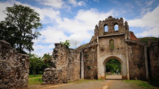 Monumento Nacional Ruinas de Ujarrás