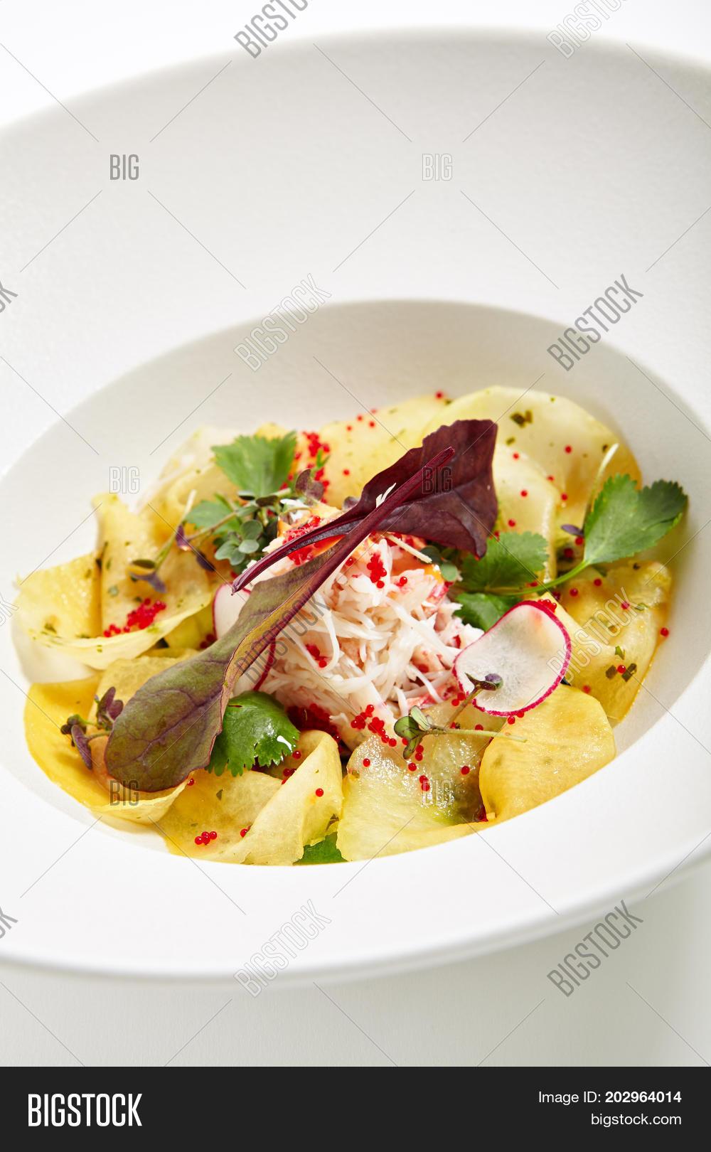 Sea Whelk Seviche Image & Photo (Free Trial) | Bigstock
