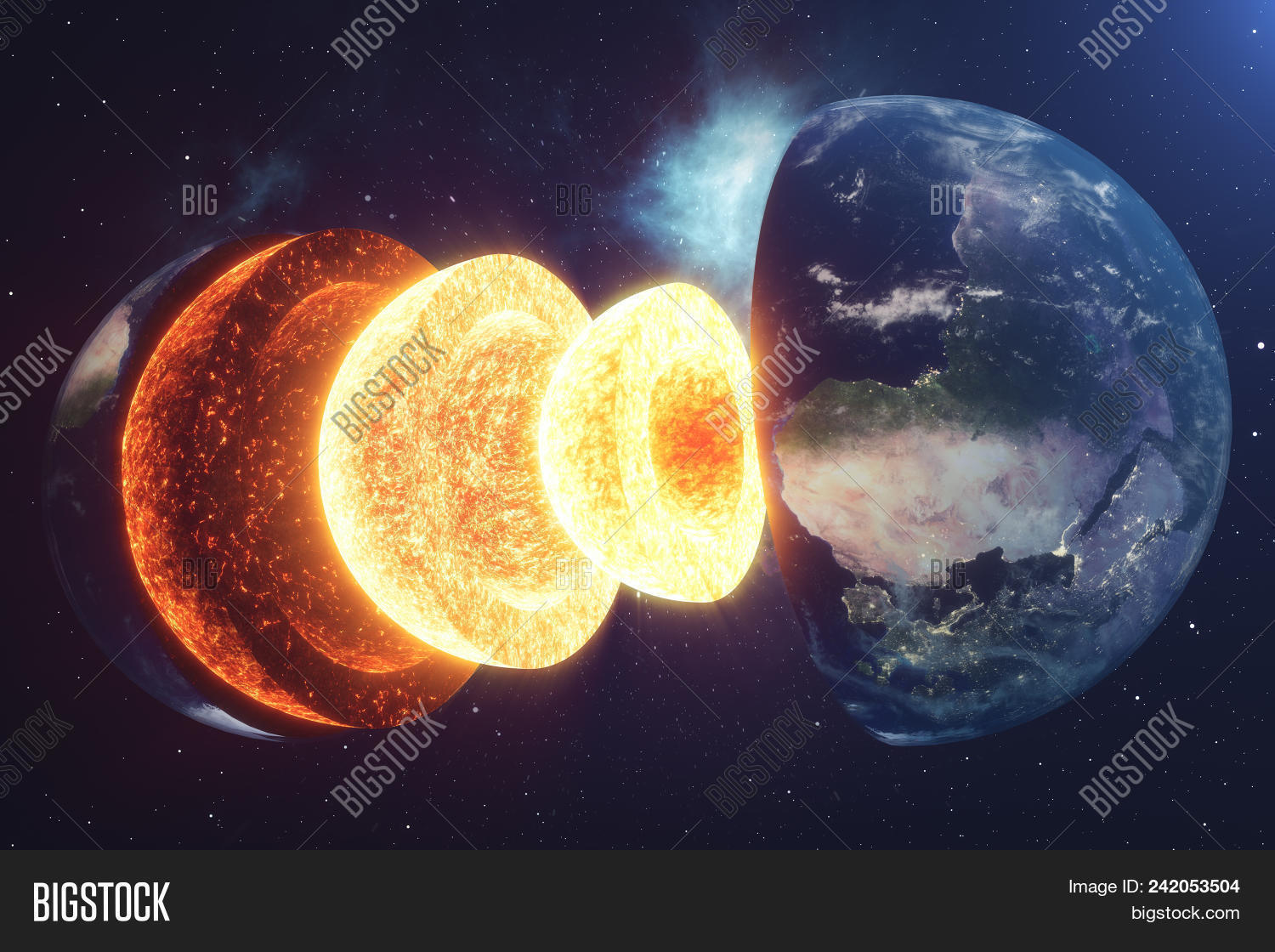 Structure Core Earth Image Amp Photo Free Trial