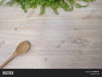 Wood Spoon Wood Turner Image & Photo Free Trial Bigstock