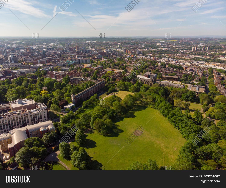 aerial footage leeds image