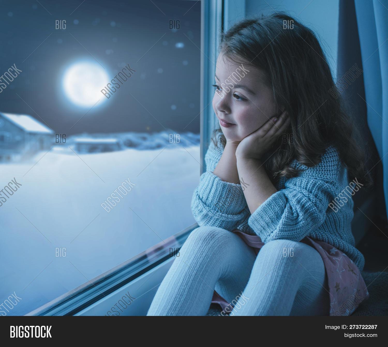 cute little girl image