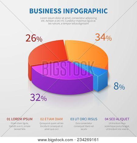 pie chart 3d graph