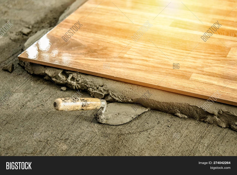 install tile floor image photo free