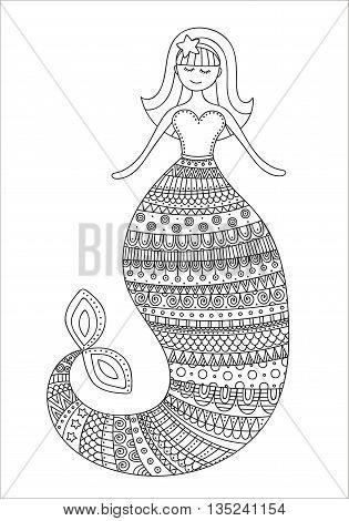 Mermaid Silhouette Images, Illustrations, Vectors