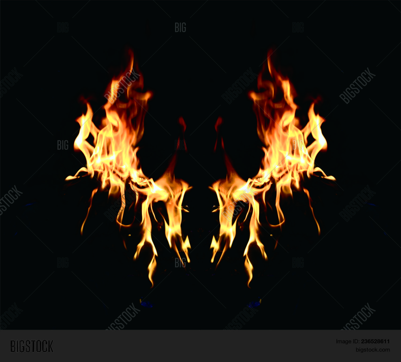 background fire image photo