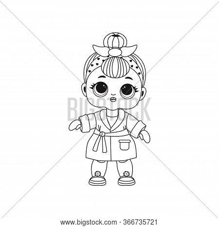 cute lol doll vector photo free