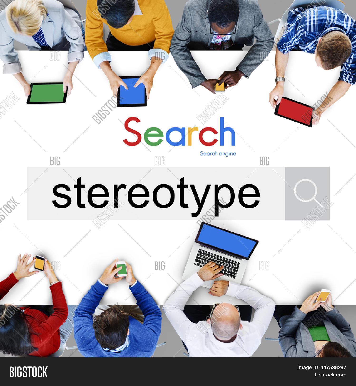 Stereotype Belief Bias Image Amp Photo Free Trial