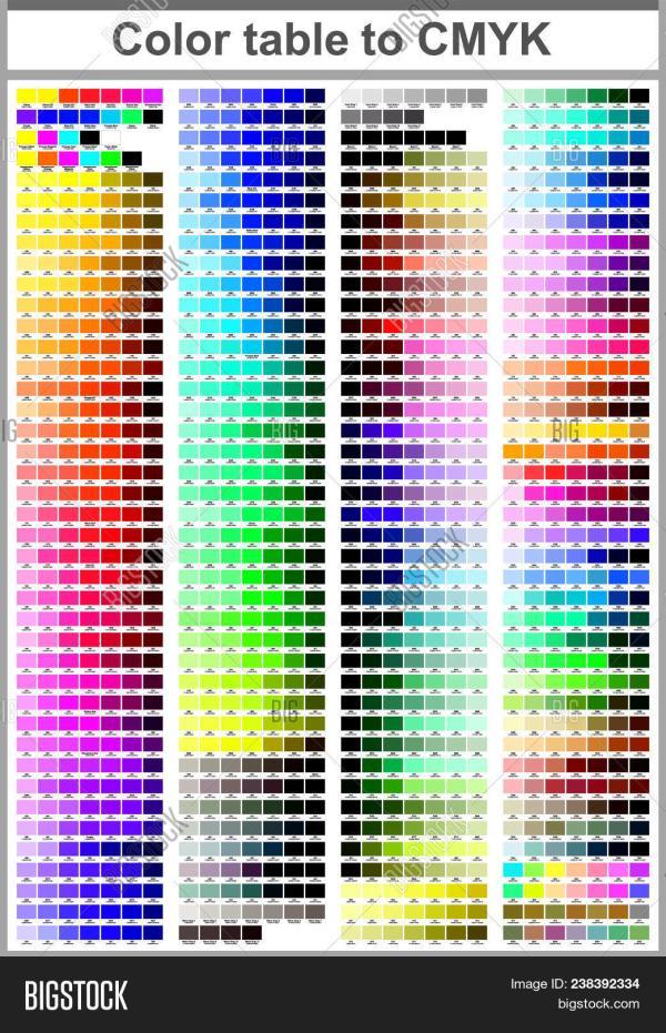 color print test page # 0