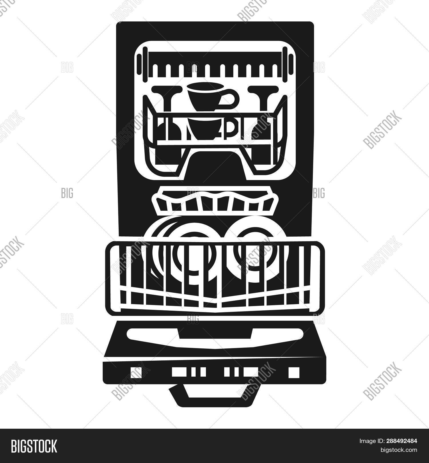 home dishwasher icon image