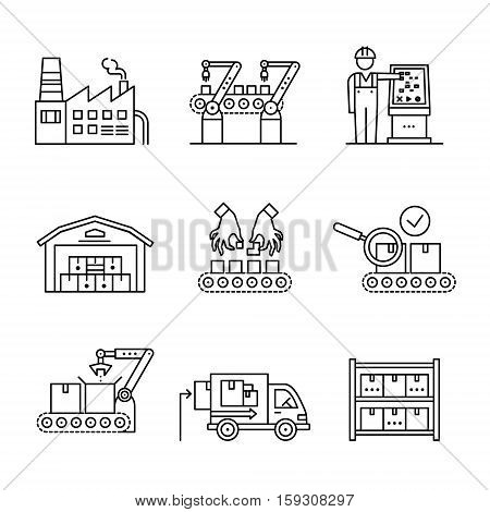 Manufacturing Images, Illustrations, Vectors