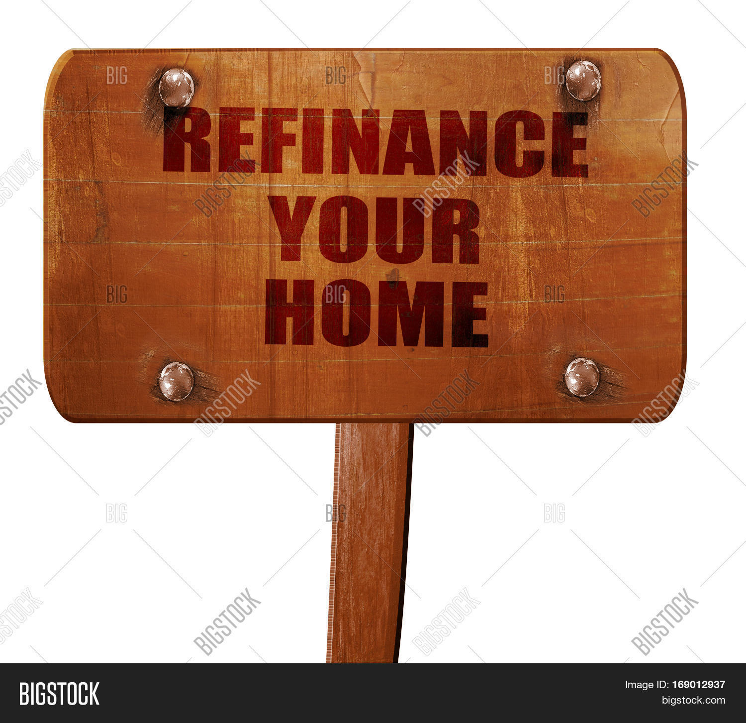 Refinance Your Home. Image & Photo (Free Trial)   Bigstock