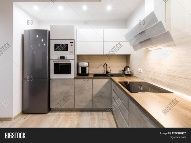 Small Cozy Kitchen Image Photo Free