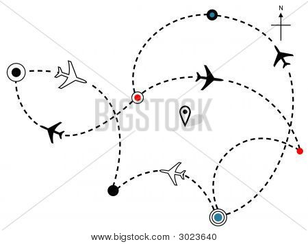 Equally Puzzling Lindberghtransatlantic Flight Route