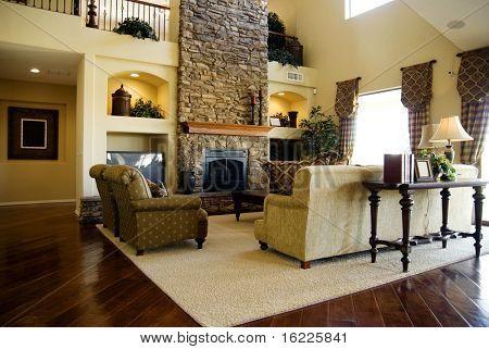 Beautiful Large Executive Home Image & Photo