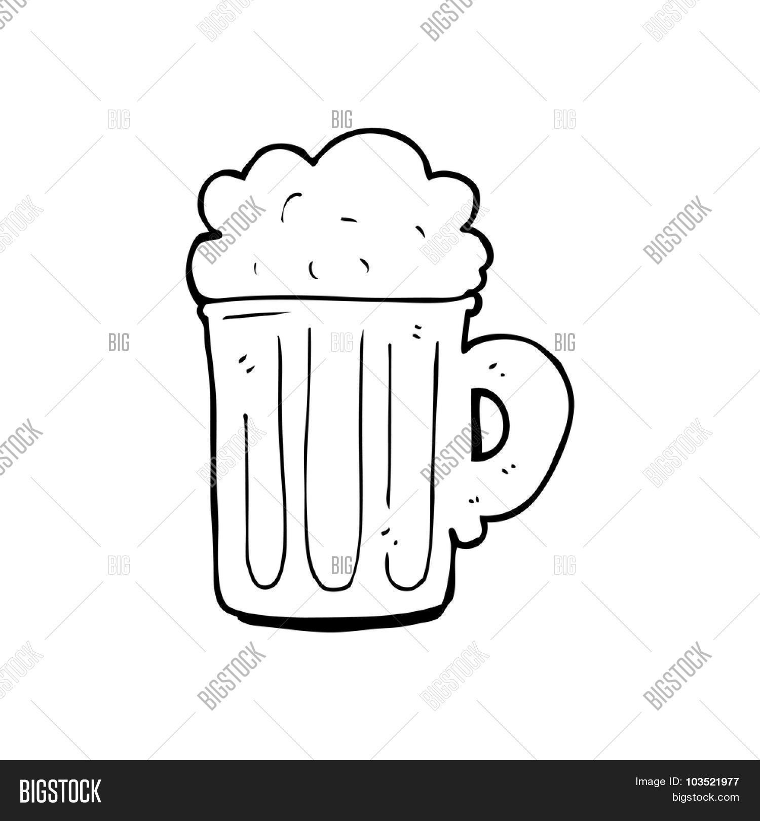 cup of beer