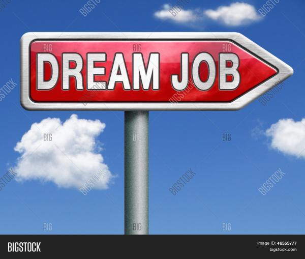 Job Road Sign Find Vacancy & Bigstock