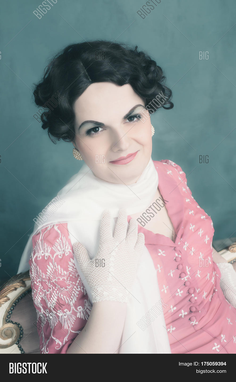 Transgender Woman Vintage 1920S Image & Photo | Bigstock