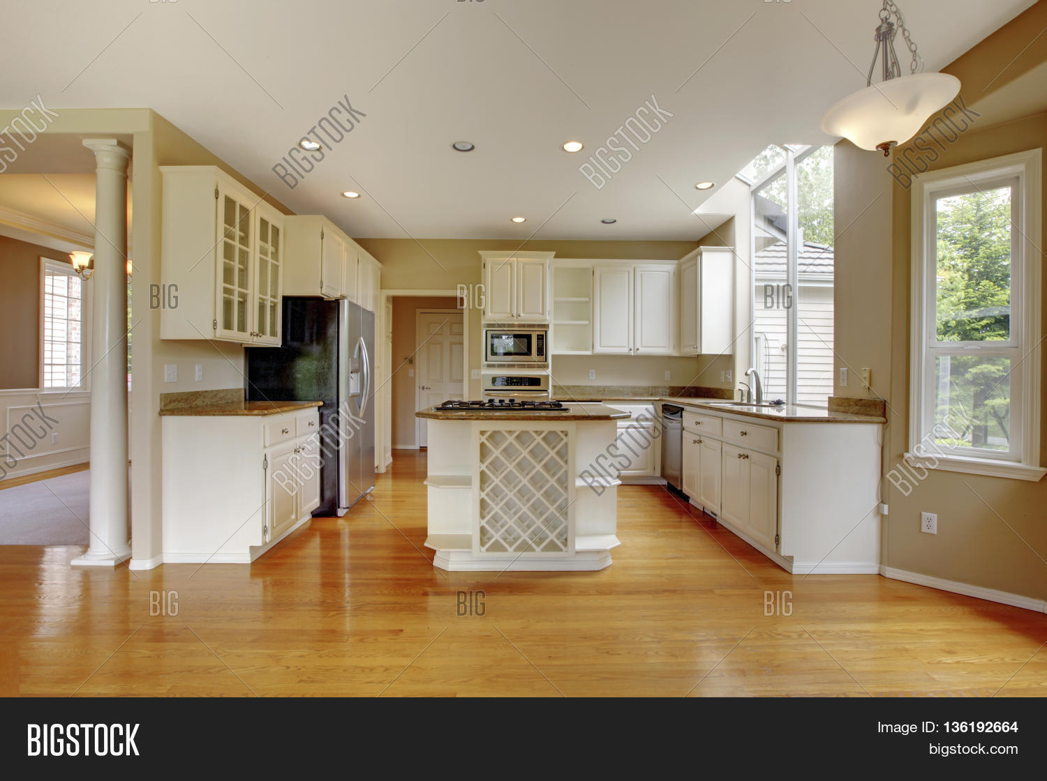 american classics kitchen cabinets price pfister treviso faucet small classic image and photo bigstock