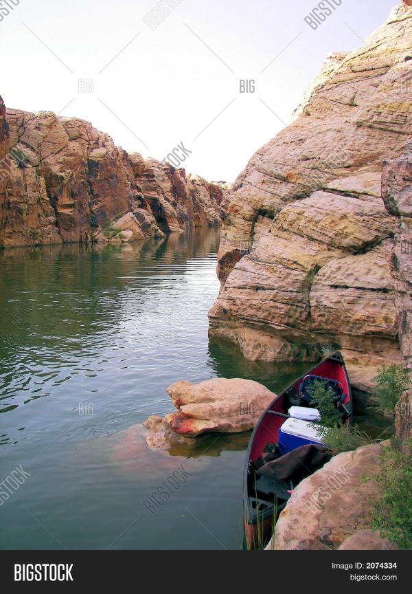 Clear Creek Reservoir Arizona Canyoneering - Year of Clean Water
