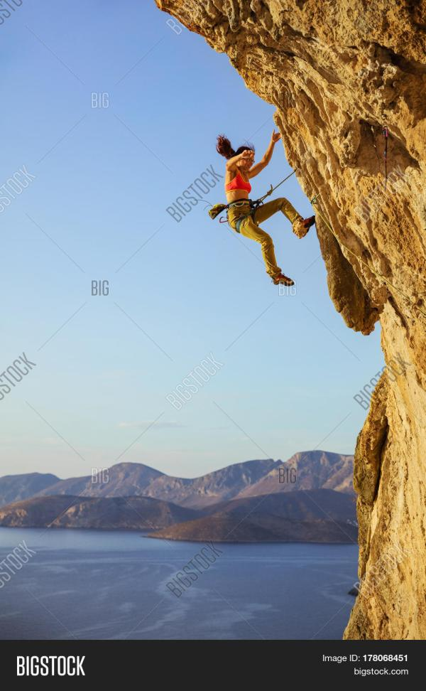 Extreme Women Rock Climbing - Galleries With Bite