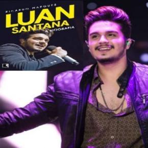 Biografia não autorizada de Luan Santana é lançada