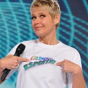 Xuxa quer criar especial beneficente na TV Record