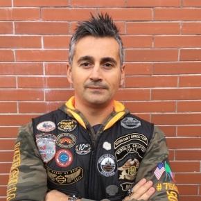 Mario Vece, poliziotto ferito dalla bomba di Firenze.