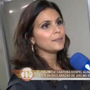 aline barros surpreende com declaracao 607827 - Aline Barros insinua que católicos não são filhos de Deus