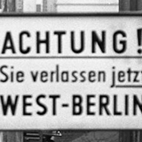 Wird Deutschland immer mehr zu einer DDR light? (Bundesarchiv, Bild 173-1282 / Helmut J. Wolf / CC-BY-SA 3.0)