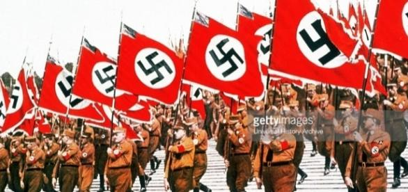 A Alemanha nazista perseguiu as Testemunhas de Jeová, como a Rússia está começando a fazê-lo - mais uma vez. Foto: Getty Images-gettyimages.com, usado com permissão.