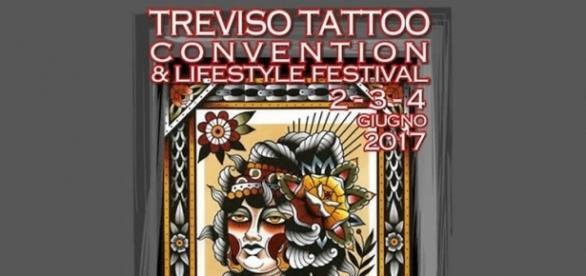 A Treviso a giugno la prima edizione della Tattoo Convention & Lifestyle Festival