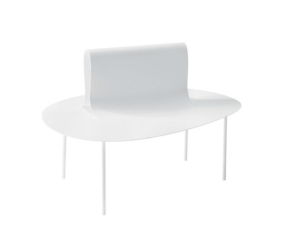 Nendo Softer Than Steel Benches Chair And Tables