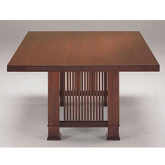 gray chair side table folding genius frank lloyd wright meyer may writing desk
