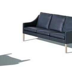 Borge Mogensen Sofa Model 2209 Modular Ikea 2208