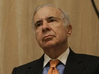 Carl Icahn: The corporate governance system is not your friend.