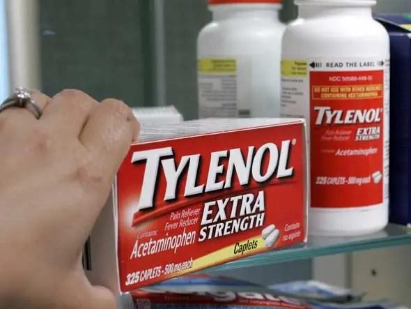 71 extra-strength Tylenol pills